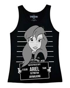 Twisted-Ariel-Little-Mermaid-Mugshot-Vest-Top-Tank-Alternative-Emo-Gothic-Punk