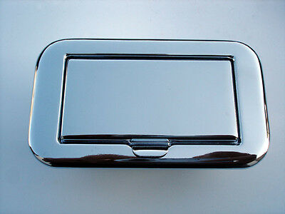 VW TYPE 2 BUS 1955-1967 DELUXE CHROME ASHTRAY KOMBI DELUXE MICROBUS TRANSPORTER