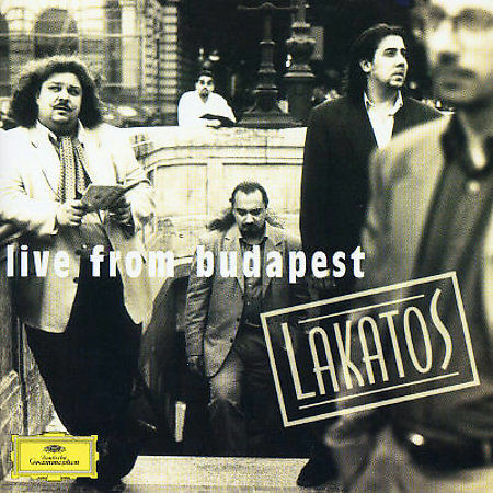 1 of 1 - NEW Live From Budapest (Later with Lakatos) (Audio CD)