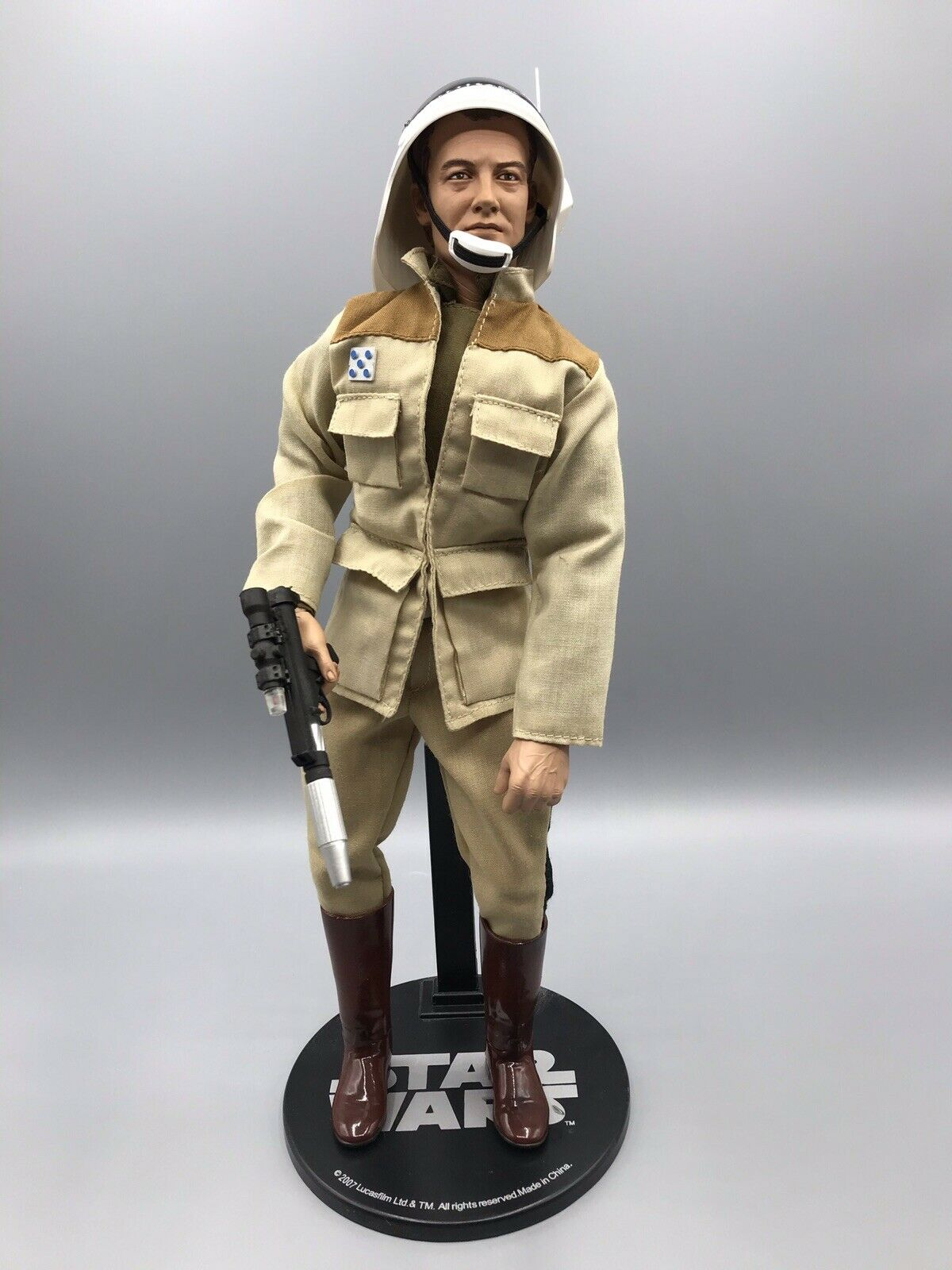 "Captain Antilles Sideshow Collectibles Star Wars 12"" 1:6 Scale Action Figure on eBay thumbnail"