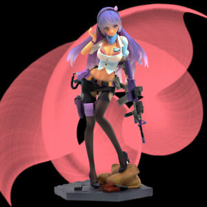 Anime Girls After School Arena First Shot All Rounder ELF 1//7PVC Figure No Box