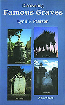 1 of 1 - Famous Graves (Discovering), Pearson, Lynn F., Very Good