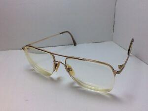 6223f4d029 Image is loading Marchon-w-Flexon-Eyeglasses-FRAMES-AutoFlex17-Gold -Electoplated-