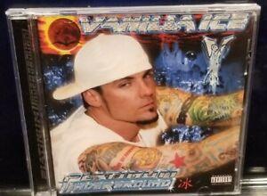 Vanilla Ice - Platinum Undergound CD insane poetry rap horrorcore 2005 juggalo