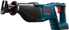 NEW Bosch CRS180 18 Volt Cordless Sawzall 18v CRS180B Reciprocating Saw