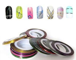 10-rollos-de-cinta-de-encaje-de-Arte-de-unas-de-las-tiras-de-las-unas-de-decoracion-Pegatinas-de