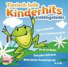 Tierisch tolle Kinderhits-Lieblingslieder von Kinderliederbande (2013)