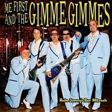 DAMAGED ARTWORK CD Me First and the Gimme Gimmes: Ruin Jonny's Bar Mitzvah Live