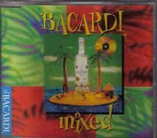 Groove connection -Sittin in the summer Sun Bacardi  Mixed cd maxi single