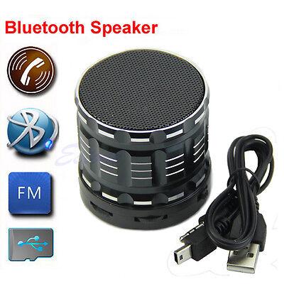 Wireless Bluetooth Mini Portable Hifi Stereo Speaker For MP3 iPod iPhone Samsung