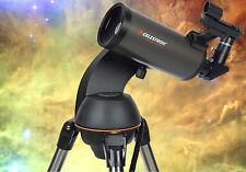 CELESTRON 90SLT 90mm 14 Maksutov-Cassegrain Telescope, FREE Star&Planet Locator!