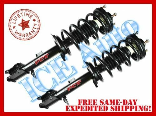 FCS Complete Loaded FRONT Struts /& Springs for 2006-2013 LEXUS IS250 RWD