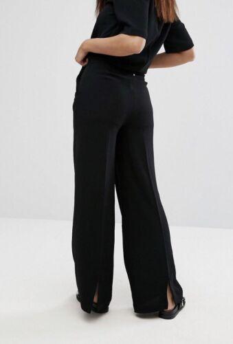Pantaloni larghi Back donna Sofie Ann neri Pantaloni rrw6z