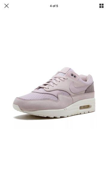 3aee09006703 Mens Nike NikeLab Air Max 1 Pinnacle 859554-600 Silt Red Size 12.5 ...