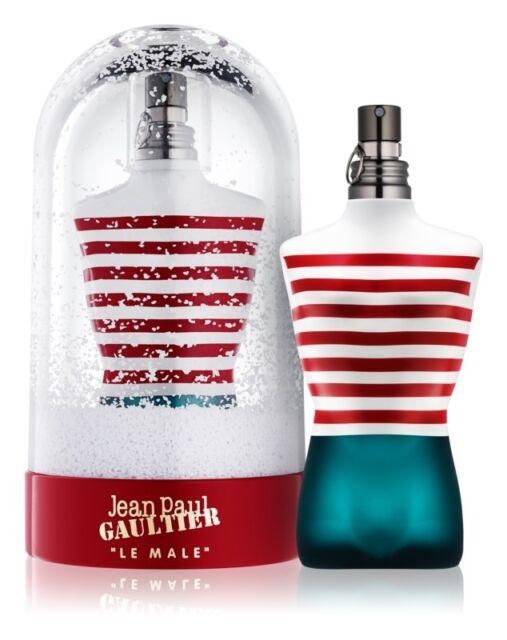 Jean Paul Gaultier JPG Le Male Christmas Men's EDT 4.2oz ...