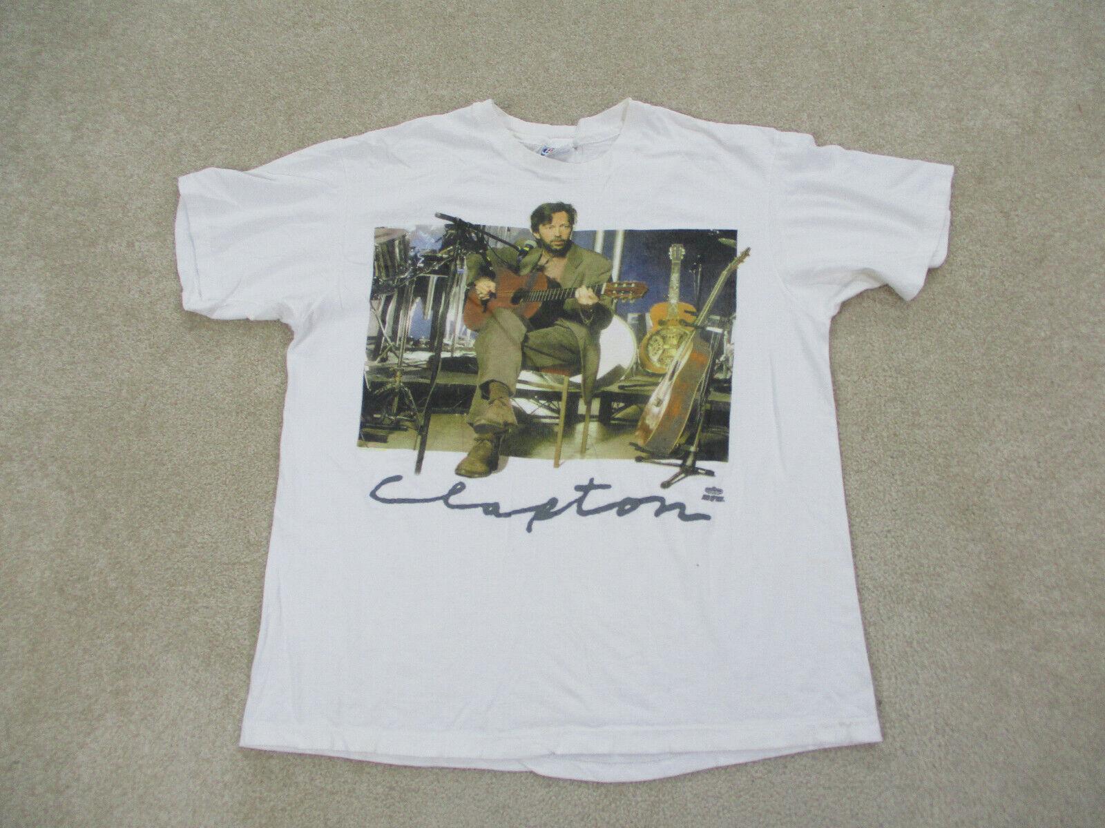 Vintage 00s Eric Clapton Shirt