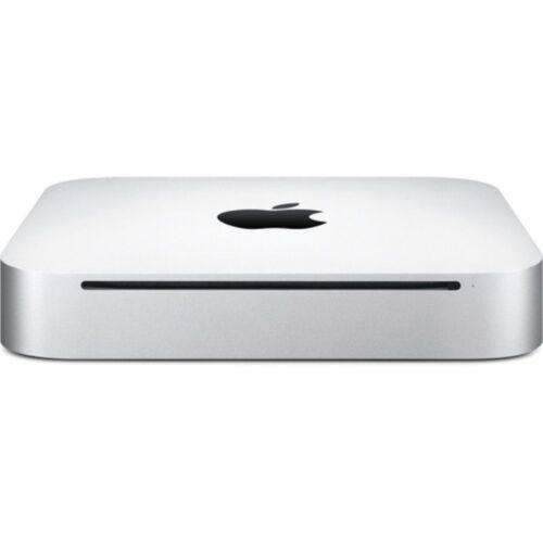 Apple Mac Mini 2.4GHz 4GB RAM 320GB Storage NVIDIA GPU Desktop