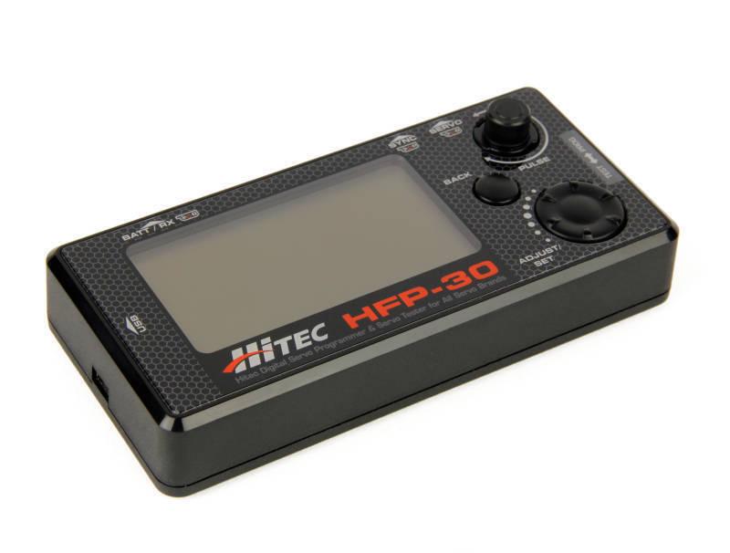 Hitec Programador Digital Servo Hitec HFP-30