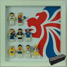 LEGO Olympics Minifigure Display Frame or case