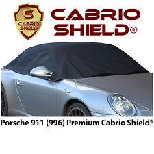 Porsche 911 996 Convertible Top Cover Half Cover Premium Protection 1999-2005