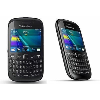 BlackBerry Curve 9220 Black Unlocked Smartphone Mobile Phone Brand New Condition