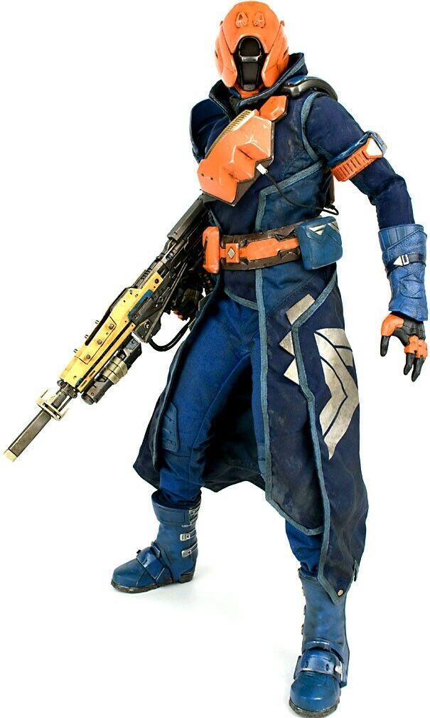 Destiny bungie X ThreeA Warlock Figura De Colección versión comercial []