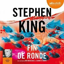 LIVRE AUDIO MP3 & EBOOK Fin de ronde Stephen King PAS DE CD PAS DE LIVRE PAPIER