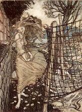Rackham. - Fouqué, (Friedrich) de la Motte. Undine. 1919
