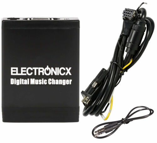 Adaptador USB SD AUX pioneer deh obser keh IP-bus radios