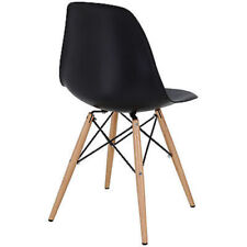 Modway EEI-180-BLK Pyramid Dining Side Chair in Black