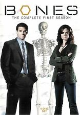 Bones The Complete First Season ~ 4-Disc DVD Set 22 Episodes ~ FREE Shipping USA