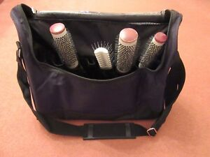 Image Is Loading Black Hairdressing Hair Salon Tool Carry Travel Storage