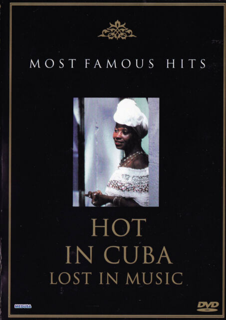 HOT IN CUBA Lost In Music / Most Famous Hits DVD Region Free - PAL New   SirH70