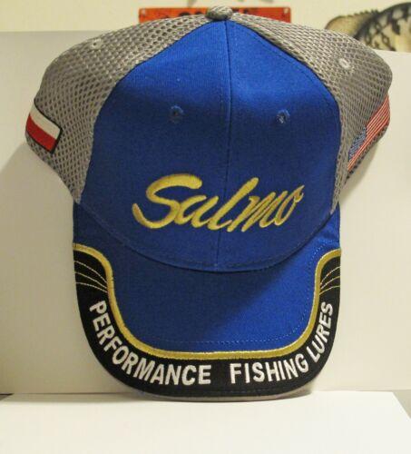 SALMO Performance Fishing Hat NEW