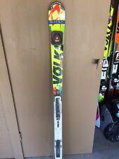 Volkl Racetiger SL 155cm. 2017 Racing Skis in wrapper