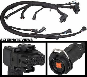 s l300 fuel injector ficm wiring harness for 03 07 6 0l ford diesel 6.0 powerstroke ficm wiring harness at beritabola.co