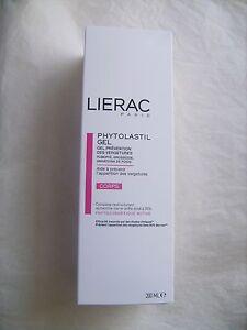 Gel-prevention-vergetures-LIERAC-Paris-200-ml-Tube-neuf-emballe