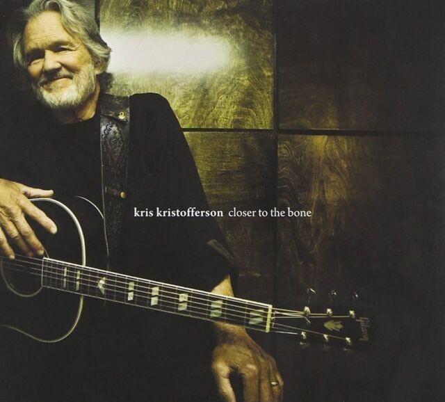 KRIS KRISTOFFERSON - CLOSER TO THE BONE 2 CD NEW+