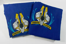 Dan River Star Wars Hero Squad Twin Set Fitted Flat Sheet Fabric Crafts USA
