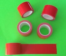 5 Rolls Polyken Duct Tape 1.5 x 5 yd Prepper Survival Emergency Diasater Car Kit