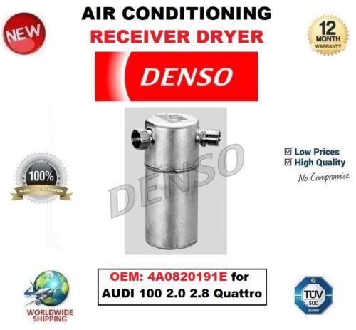 Denso Climatisation Récepteur Sèche-linge OE 4A0820191E pour AUDI 100 2.0 2.8 Quattro