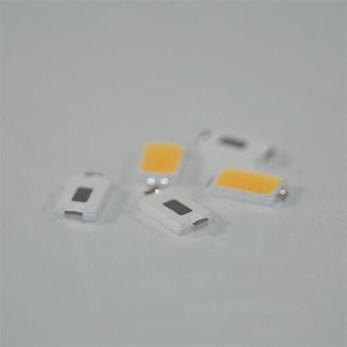 White Bianco Blanche HIGHPOWER SMDs LED Bianco Caldo 100 bianco caldo SMD LEDs 5730