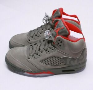 7f441c623fa Nike Air Jordan Retro 5 Men's Shoes, Size 9.5, 136027 051 ...
