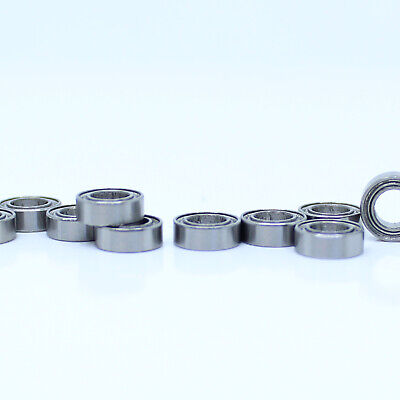 MR52 ZZ mini Deep-Groove-Ball-Bearing-standard 2 X 5 X 2.5 2*5*2.5 mm bearings