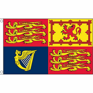 UK-Royal-Standard-Flag-Great-Britain-5-x-3-FT-British-Flag