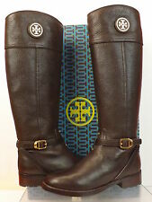 f087ea8676fd item 4 NIB TORY BURCH TERESA COCONUT TUMBLED LEATHER GOLD REVA TALL RIDING  BOOTS 8  495 -NIB TORY BURCH TERESA COCONUT TUMBLED LEATHER GOLD REVA TALL  RIDING ...