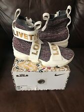 innovative design 9e2e6 1ab2c Kith X Nike Lebron Lifestyle XV - Stained Glass Size 13 for ...