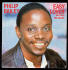 PHILIP BAILEY DUET WITH PHIL COLLINS DISCO 45 GIRI EASY LOVER