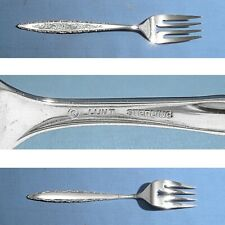 Towle Madeira Sterling Silver Salad Fork No Monos - 6 5//8 Inches s