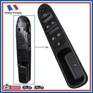 Bouton-Commande-Interrupteur-de-Leve-Vitre-Avant-Gauche-6490EH-96642444XT